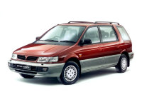EVA коврики для Mitsubishi Space Wagon III 1998-2004