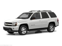 EVA коврики для Chevrolet TrailBlazer 2001-2006