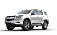 EVA коврики для Chevrolet TrailBlazer 2013-