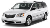 EVA коврики для Chrysler Town & CountryChrysler Town & Country IV рестайл